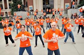 Flash Mob Dans images