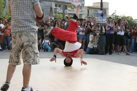 break dance grubu