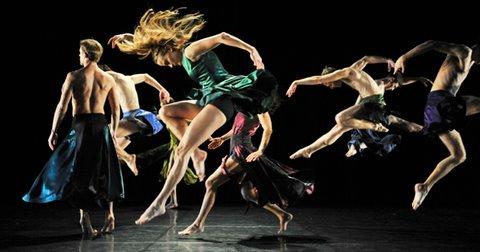 flashmob dans