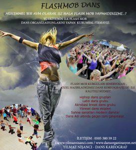 Flashmob kurumsal hizmet