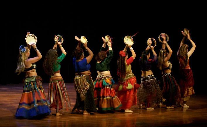 dans hizmetleri